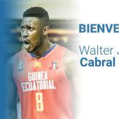 Walter Cabral, nuevo jugador del HLA Alicante.