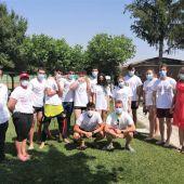 """13 jóvenes palentinos se forman en Baltanás hasta el 28 de julio para conseguir un título de """"socorrista en instalaciones acuáticas"""""""