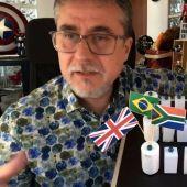 El inmunólogo, Alfredo Corell