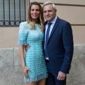 Santiago Cañizares y Mayte García se divorcian tras 13 años juntos