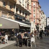 Terrazas en A Coruña