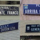 """Madrid devolverá a sus calles algunos nombres como  """"Caídos de la División Azul"""" por la Ley de Memoria Histórica"""