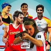Principales opciones de medalla de España en los Juegos Olímpicos de Tokio 2020