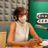 Ana Gómez, Vicepresidenta de Educación, Cultura, Igualdad y Bienestar Social