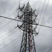 Torre eléctrica en Asturias