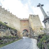 Parte de la Muralla de Segovia