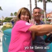 """El spot viral del Plaza Mayor de Málaga que ha fascinado a las redes: """"No puedo dejar de verlo"""""""