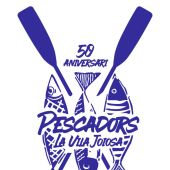 La compañía festera Pescadors de La Vila Joiosa celebra su 50 aniversario.
