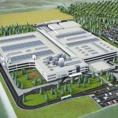 obras de la primera fase del nuevo hospital Don Benito-Villanueva