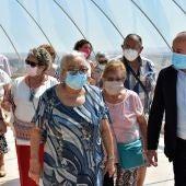 """Sáez: """"Las personas mayores han sido las más afectadas por la pandemia, no solo lo ha hecho su situación sanitaria, también sus relaciones sociales"""""""
