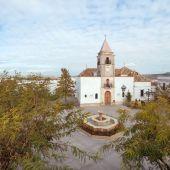 Foto aérea de Paterna de Rivera