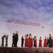Las Eras acogen al primero de los tres coros nacionales invitados en esta edición atípica
