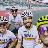 Alerta en el ciclismo: Un masajista del equipo español, positivo por coronavirus
