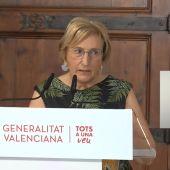 La consellera de Sanidad Universal, Ana Barceló