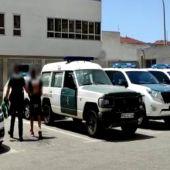 La Guardia Civil detiene a un hombre dos veces en Torrevieja por cometer diez robos en una semana