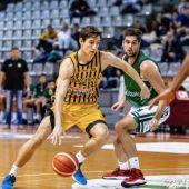 Raúl Lobaco, nuevo jugador del Liberbank Oviedo Baloncesto