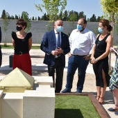 El nuevo Jardín del Reposo del Cementerio entra en servicio para poder acoger las cenizas de las personas fallecidas que sean incineradas