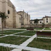 Finalizan las obras de regeneración de los entornos de la Catedral