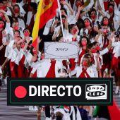 Directo: España en la inauguración de los Juegos Olímpicos de Tokio 2020