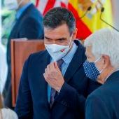 """Pedro Sánchez aspira a convertir a España en """"el Hollywood de Europa"""""""