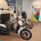 MyMoover revoluciona el reparto a domicilio y está en VespaMálaga