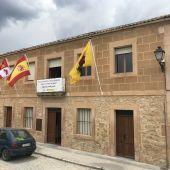 Fachada ayuntamiento de La Matilla