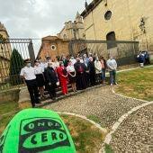 Se presentan en Oviedo las credenciales del Camino de Santiago