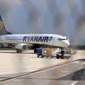 Una amenaza de bomba obliga a desviar a Sevilla un vuelo de Ryanair