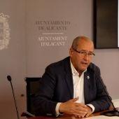José Ramón González, concejal de Movilidad y Tráfico