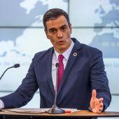 """Pedro Sánchez cierra su gira en EEUU convencido de haber situado a España en el """"radar"""" de los inversores"""