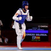 La española Adriana Cerezo Iglesias | Taekwondo
