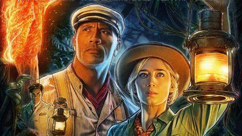 Creatividad de la película 'Jungle Cruise', dirigida por Jaume Collet-Serra, que se estrenará en Premier Access en Disney+