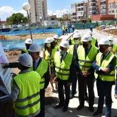 El Presidente Regional ha inaugurado las instalaciones del Centro de Especialidades Sanitarias