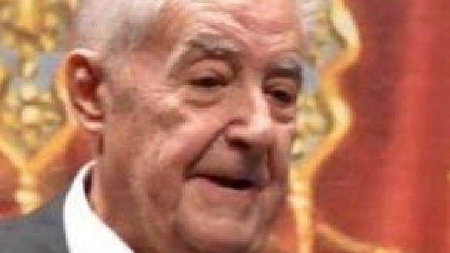 Fallece a los 90 años de edad Eloy Camino, fundador de Asprona en Albacete