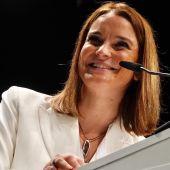 Marga Prohens recién proclamada presidenta