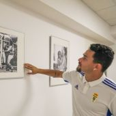 Matheus Aiás, fue presentado como nuevo jugador del Real Oviedo