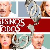 """Hablamos con Carlos Sobera, protagonista de """"Asesinos Todos"""" que llega el Viérnes al Auditorio de Torrevieja"""