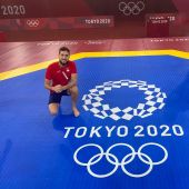 El taekwondista ilicitano Raúl Martínez se queda sin opciones de medalla en los Juegos de Tokio.
