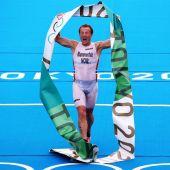 España no logra brillar en triatlón y Blummenfelt se proclama campeón olímpico