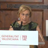 La consellera de Sanidad Universal, Ana Barceló, en una imagen reciente