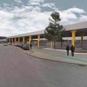 Adjudicada la reforma del edificio y sus accesos y del patio de dársenas de la Estación de Autobuses