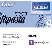 La banda Virgen de los Remedios y The Gafapasta se unen en el '80 sinfónico tour' de la Roda