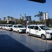 Parada de taxis de El Puerto de Santa María