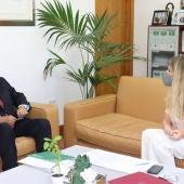 Jesús Maeztu y Ana Mestre