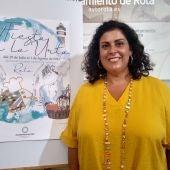 Laura Almisas, delegada de Fiestas de Rota