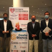Tercera edición de la feria 'Alicante Gastronómica' que se celebrará en IFA del 24 al 27 de septiembre