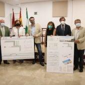 Proyecto Centro de salud de Alcolea