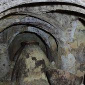 Descubrimiento subterráneo en la Posada del Sol en La Roda