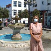 Pepa Vela, delegada de Turismo de Chiclana