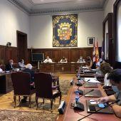 La Diputación aprueba seis convenios de apoyo al sector agroalinentario